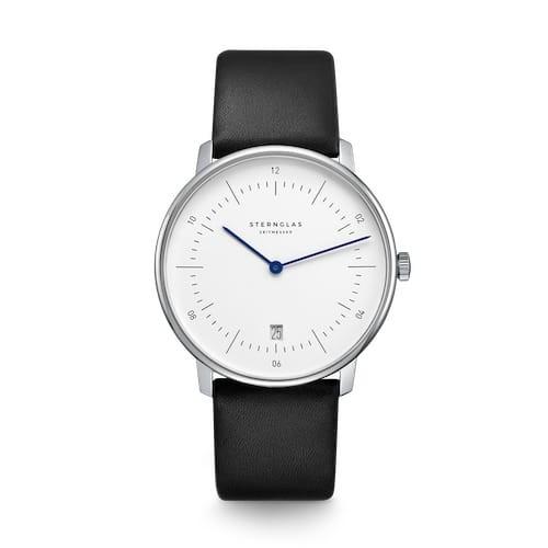 NAOS weiß silber / Premium schwarz