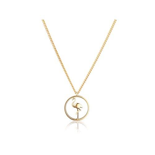 Halskette Tropicool IP Gold