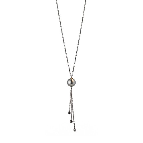 Halskette Sterlingsilber 925 Bolero