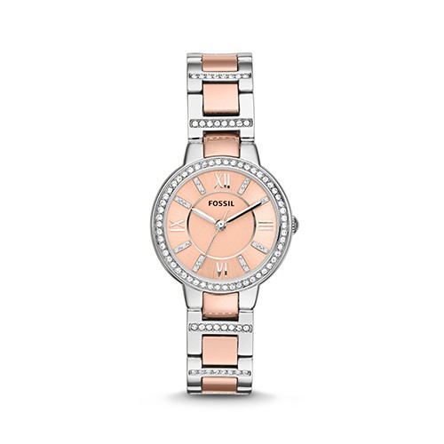 Ladies Virginia Fossil Watch