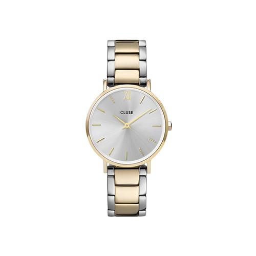 Minuit 3-Link Silver/Gold